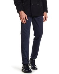 "Lindbergh - Classic Chino Pant - Inseam 32-34"" - Lyst"