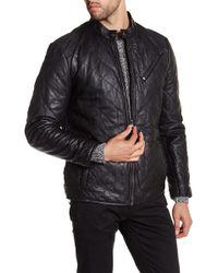 Lindbergh - Genuine Leather Jacket - Lyst