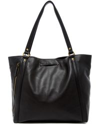 UGG - Jenna Cow Leather Tote - Lyst
