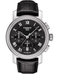 Tissot - Men's Bridgeport Automatic Chronograph Valjoux Watch, 42mm - Lyst