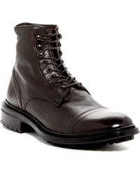 To Boot - Gibson Cap Toe Boot - Lyst