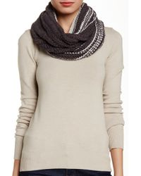 INHABIT - Knit Neck Scarf - Lyst