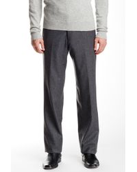 JB Britches | Flat Front Trouser | Lyst