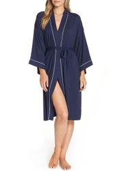 Nordstrom - Moonlight Jersey Robe - Lyst