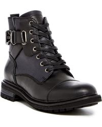 Guess - Rand Lace-up Boot - Lyst