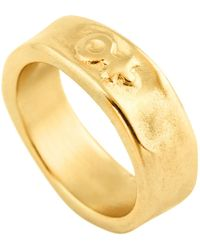 Uno De 50 - Neither With You Nor Without You Venus Symbol Band Ring - Lyst