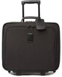 "Longchamp 14"" Wheeled Briefcase"