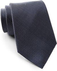 Tommy Hilfiger - Silk Textured Non-solid Tie - Lyst
