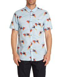 Billabong - Sundays Woven Shirt - Lyst