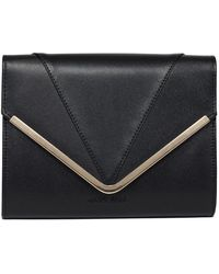 MARSI BOND - Hallie Metal Clutch - Lyst