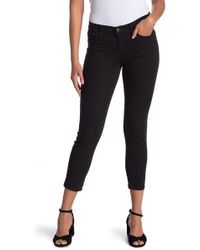 Free People - Roller Crop Jeans - Lyst