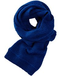 INHABIT - Slit Scarf - Lyst