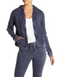 Betsey Johnson - Front Zip Jacket - Lyst