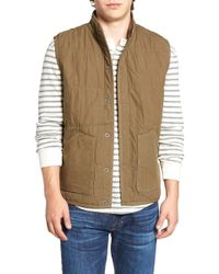 Lucky Brand - Cotton Vest - Lyst