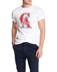 American Needle - Brass Tack Tee Angels - Lyst