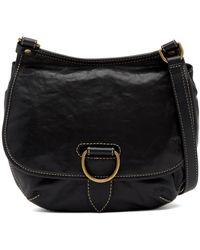 Frye - Lucy Leather Crossbody Bag - Lyst