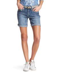 Seven7 - Flap Pocket Short - Lyst