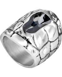 Uno De 50 - Confessions Swarovski Crystal Accented Ring - Lyst
