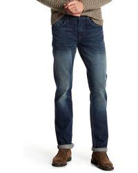 Hudson Jeans - Byron Radius Straight Jeans - Lyst