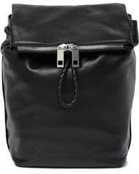 Rag & Bone - Loner Leather Backpack - - Lyst