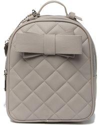 cd9ea791132 Betsey Johnson Mini Convertible Backpack - Lyst