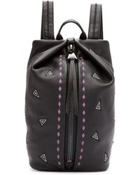 Aimee Kestenberg - Tamitha Embroidered Leather Backpack - Lyst