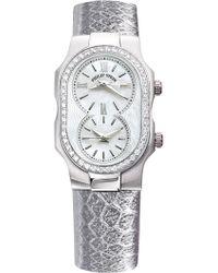 Philip Stein - Women's Signature Diamond Quartz Watch, 42mm X 27mm - 0.72 Ctw - Lyst
