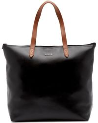 Lodis - Ellen Leather Zip Tote - Lyst