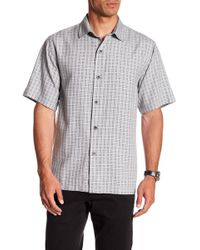 Tommy Bahama - Geo Getaway Silk Original Fit Shirt - Lyst