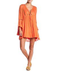 Urban Outfitters - Romeo Mini Dress - Lyst