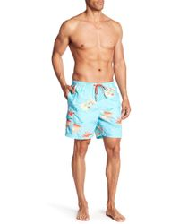 Tommy Bahama - Naples Bird Of Parthenon Swim Trunks - Lyst