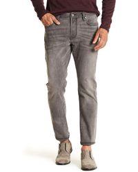 John Varvatos - Bowery Slim Straight Fit Jeans - Lyst