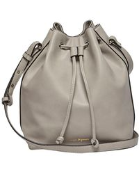 Urban Originals - Take Me Home Leather Bucket Bag - Lyst