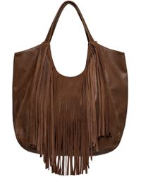 Urban Originals - Fringe Masterpiece Tote - Lyst