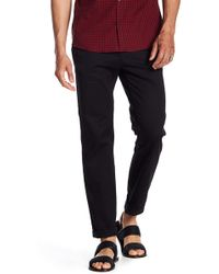 BOSS - Rice Flat Front Slim Fit Chino - Lyst