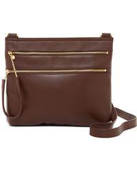 Hobo - Handsoff Leather Crossbody Bag - Lyst