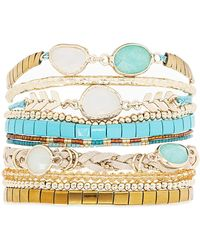 Hipanema - Chamade Beaded Bracelet - Lyst