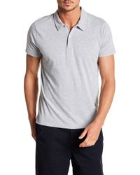 Save Khaki - Short Sleeve Polo - Lyst