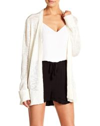 BB Dakota - Houston Rib Trim Sweater - Lyst