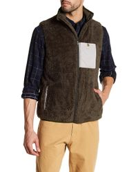 United By Blue - Tacoma Fleece Vest - Lyst