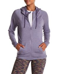 Zella - Well Played Zip Hoodie - Lyst