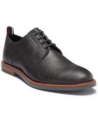 Ben Sherman - Brent Plain Toe Leather Derby - Lyst