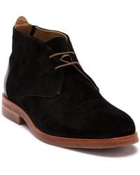 H by Hudson - Matteo Suede Chukka Boot - Lyst