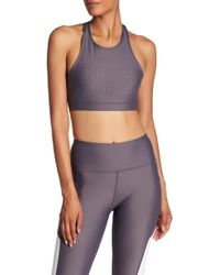 C&C California - High Neck X-back Sports Bra - Lyst