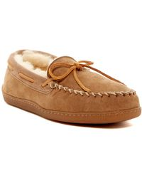Minnetonka - Mosaic Embroidered Moccasin - Lyst