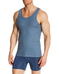 Naked - Ribbed Tank - Lyst