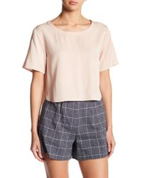 Native Youth | Dew Boxy Top | Lyst