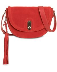 Sorial - Noah Leather Saddle Bag - Lyst