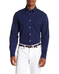 Brooks Brothers - Seer Classic Long Sleeve Sport Fit Shirt - Lyst