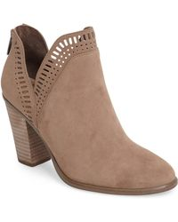 Vince Camuto - Fileana Split Shaft Ankle Boots  - Lyst